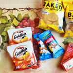 Processed snacks